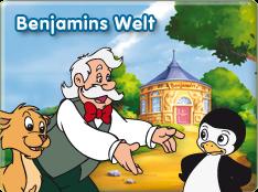Lerne meine Freunde, den Zoo und Neustadt kennen!