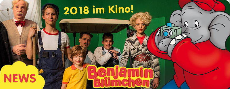 Unglaublich es wird einen Benjamin Blümchen Kinofilm 2018 geben